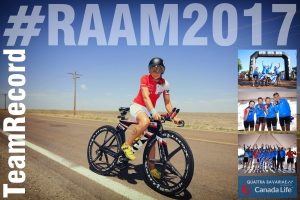 raam race across amerika record team 2017